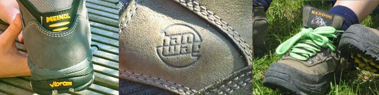 enkele merken wandelschoenen