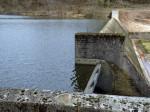 Stuwdam in de Vierre