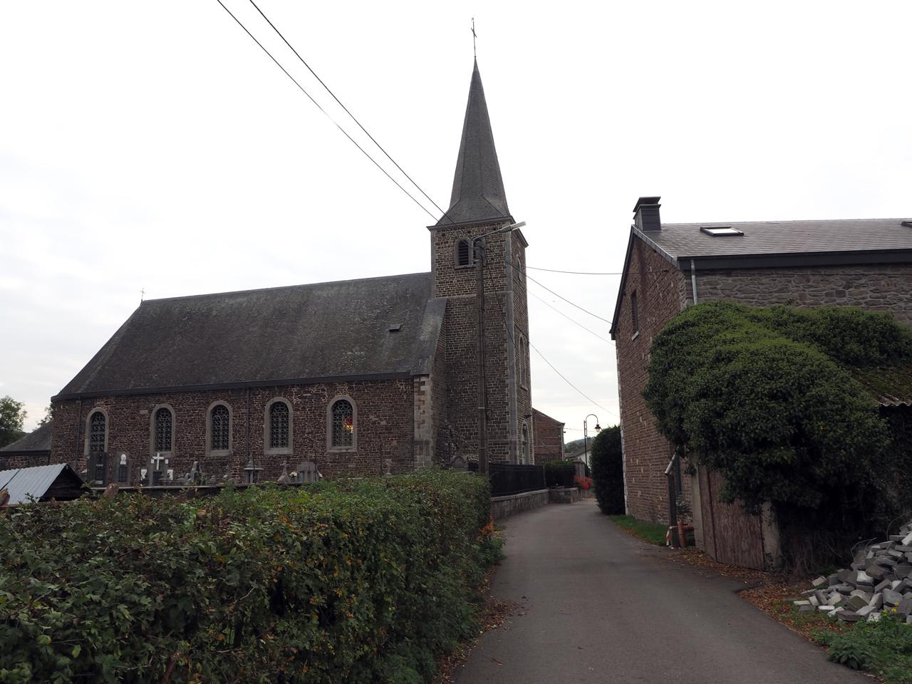 Eglise de Sainte-Marie de Rendeux-Bas