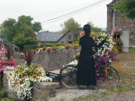 bloemenpracht september in Rendeux-Haut