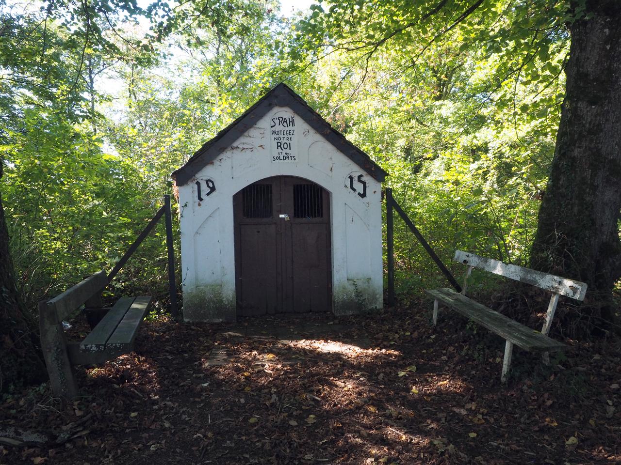 Chapelle St. Rahi
