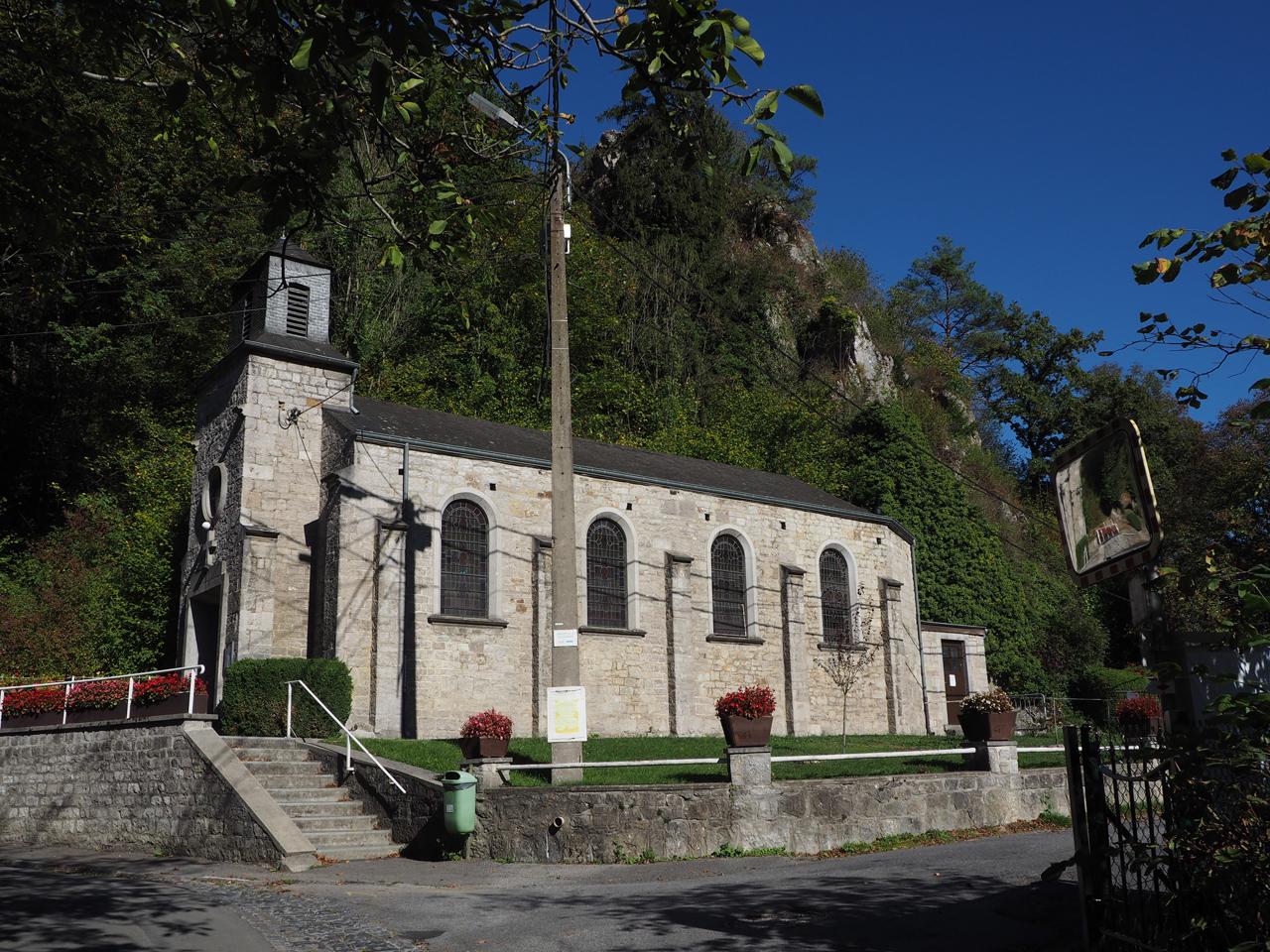 het kerkje van Sy