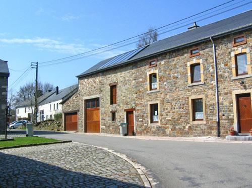 het dorpje Tonny