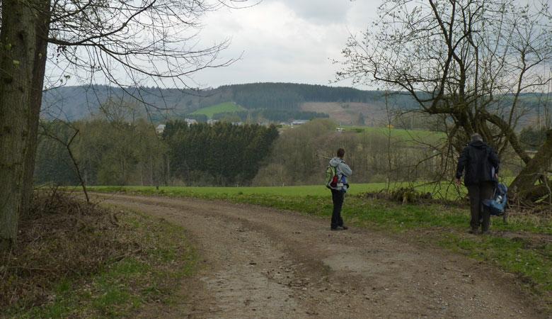 uitzichtpunten op het Semois-dal