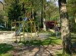 de speeltuin bij de Semois