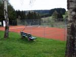 tennisbaan en veel andere voorzieningen