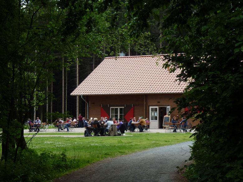 rustpunt Bismarkhütte