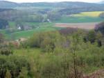 Alex-Schotte-Hütte met uitzicht naar het noorden