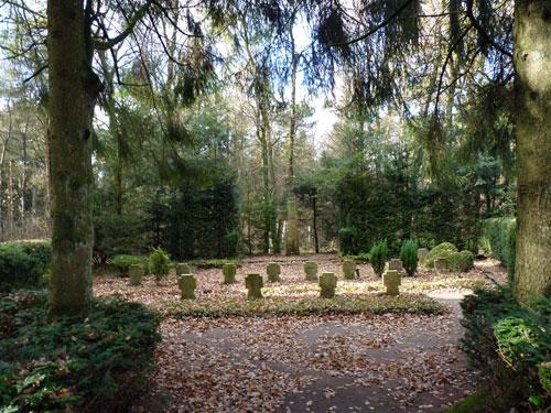 Ehrenfriedhof WOII