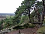 Kletterwand en uitzichtpunt