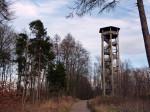 de Aussichtsturm Ottohöhe