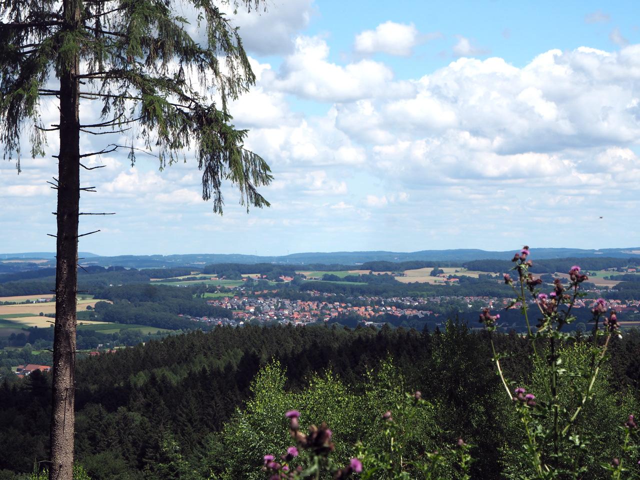 zicht op Georgsmarienhütte