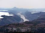 het fraaie uitzichtpunt Kipphorn
