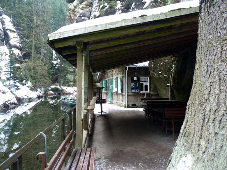Bootsstation Obere Schleuse Kahnfahrt