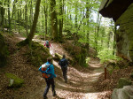 indrukwekkende route naar Berdorf
