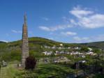 weer een mooi uitzichtpunt bij Lingelslay