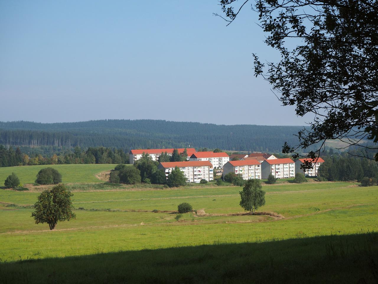 appartementen boven Tambach-Dietharz