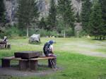 de mooie Bergsee Ebertswiese