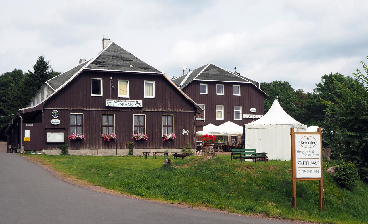 het Berghotel Stutenhaus