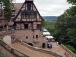 een kijkje in Schloss Wartburg