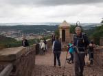 tussen de muren van kasteel Wartburg