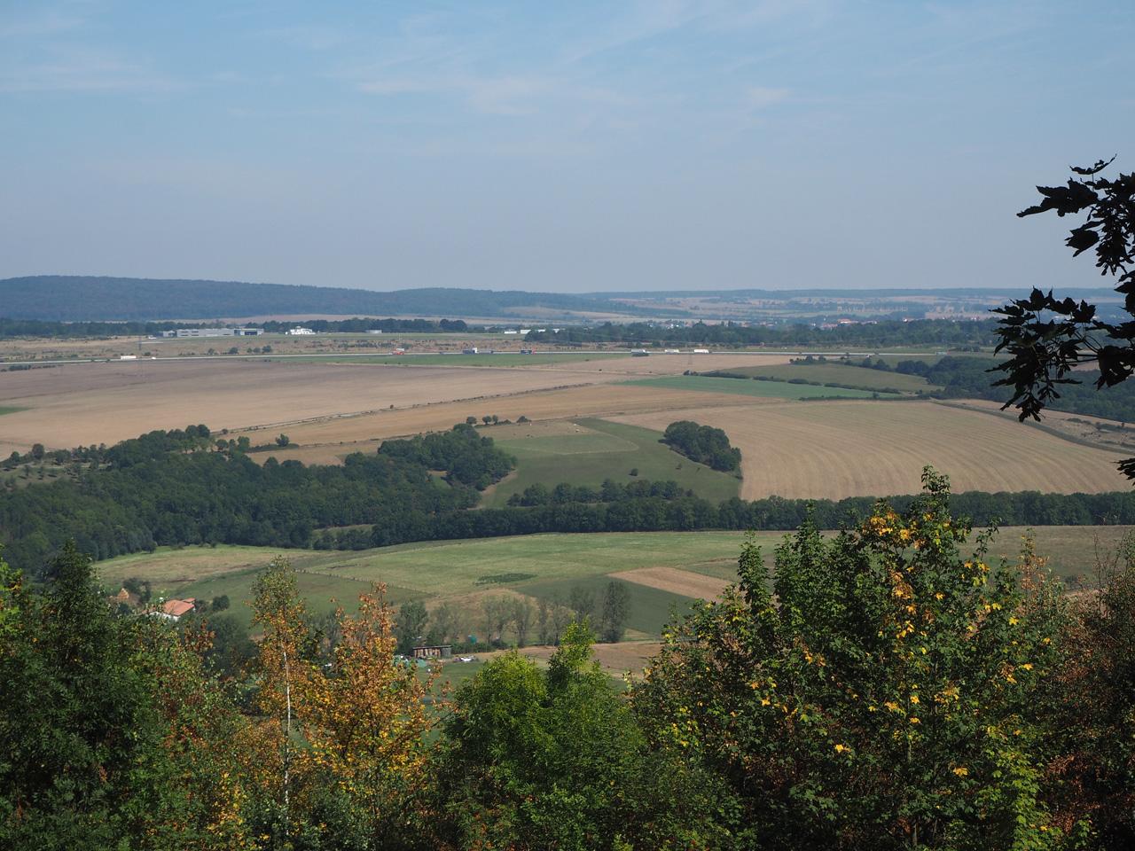 uitzichtpunt Nesseltalblick