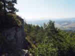 langs de rand van de Grosser Hörselberg