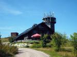 de Schneekopf en de Neue Gehlberger Hütte