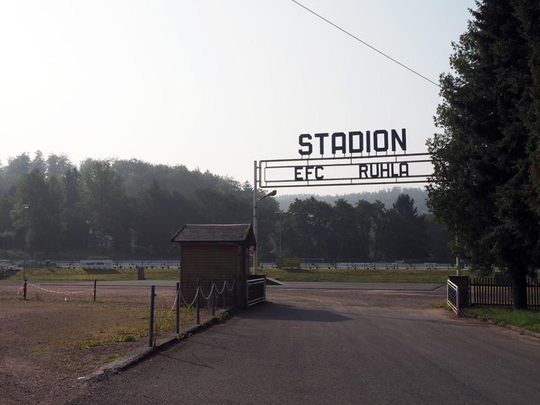 Stadion EFC Ruhla