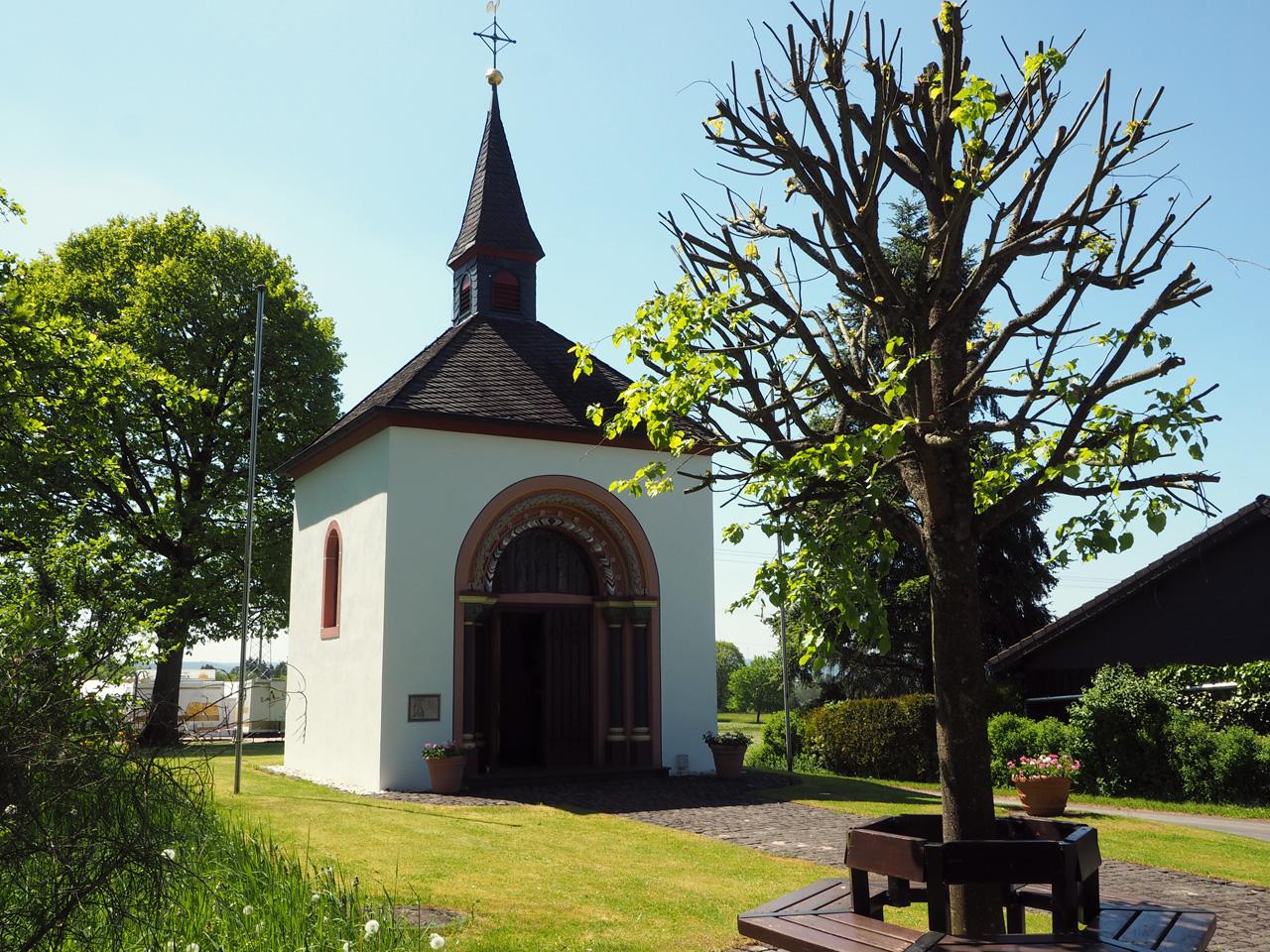 de kapel in Felser
