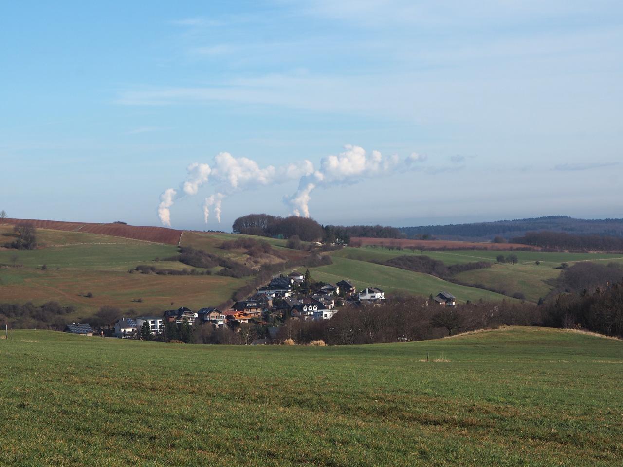heerlijk wandelen in de Eifel