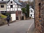 wandelen door Lorbach