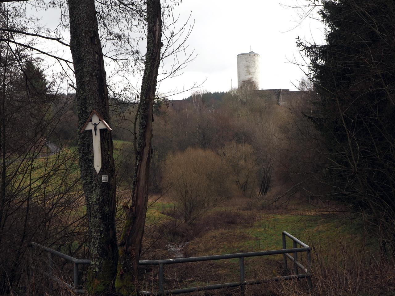 toren van Burg Reifferscheid