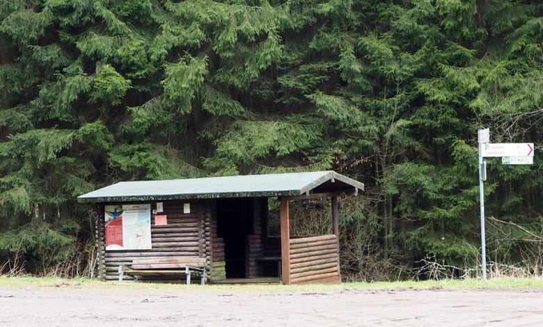 bij de Prethertalhütte