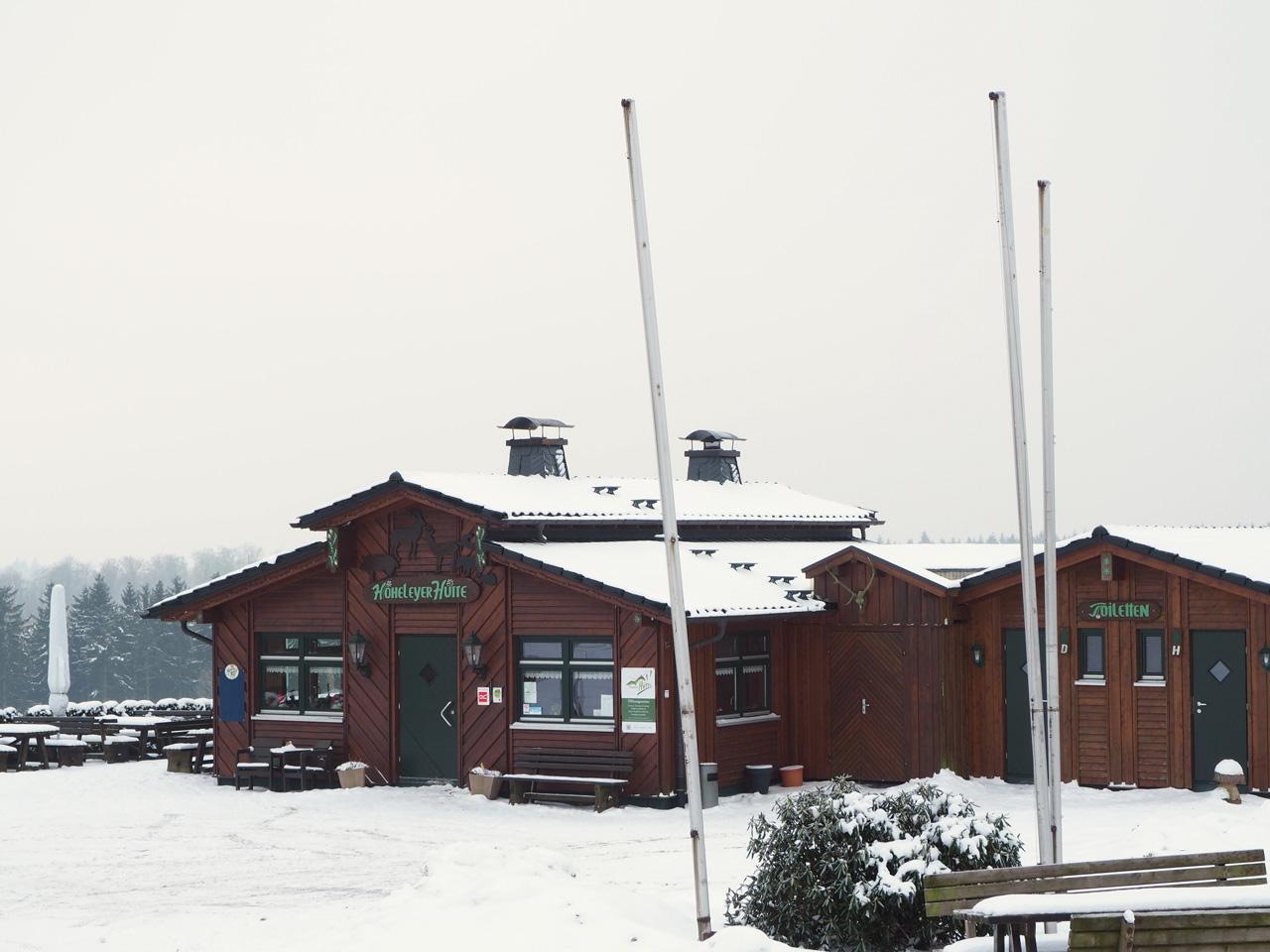 bij de Hoheleyer Hütte
