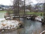 in het park bij Fleckenberg