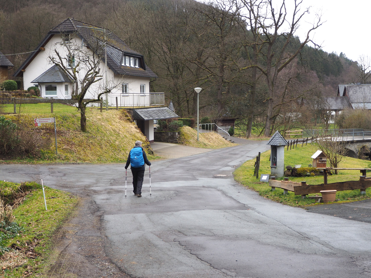 terug in Winkhausen