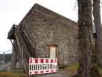 Nordenau, met kerk en Burg Nordenau