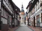 de historische Altstadt Stolberg
