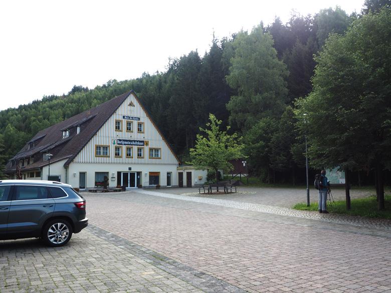 het Dorfgemeinschaftshaus Trautenstein