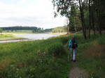 rond de Kalte Bode en Mandelholztalsperre