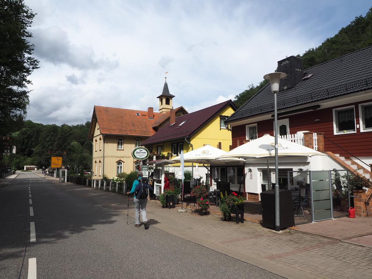 horeca in Treseburg