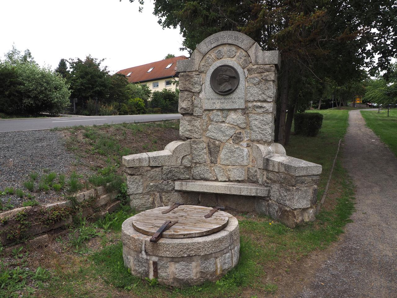 König Friedrich der Grosse monument