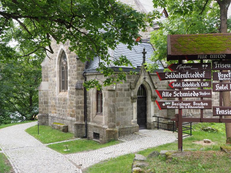 Bergkirche Schierke