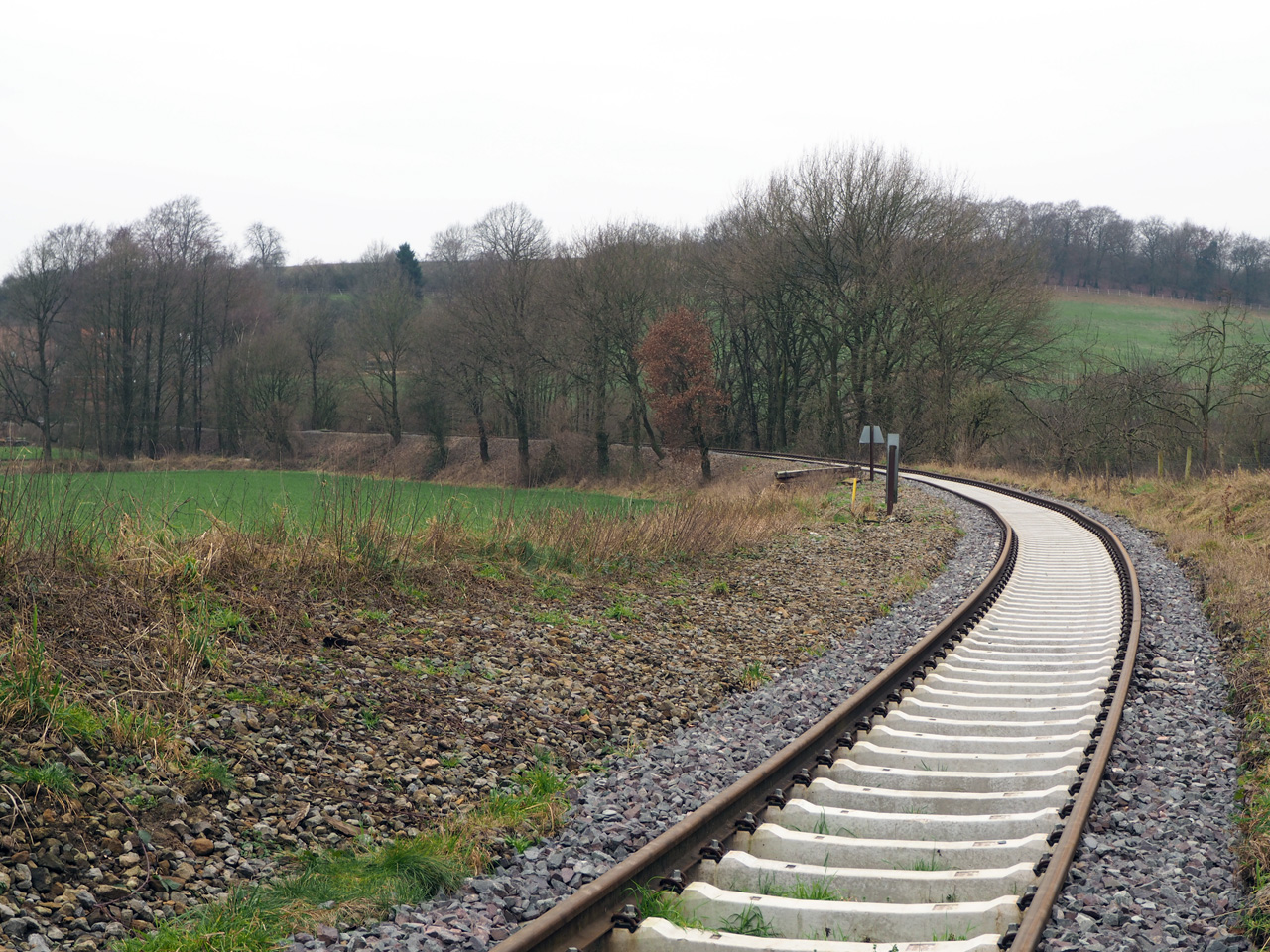 de Teutoburgerwald Eisenbahn