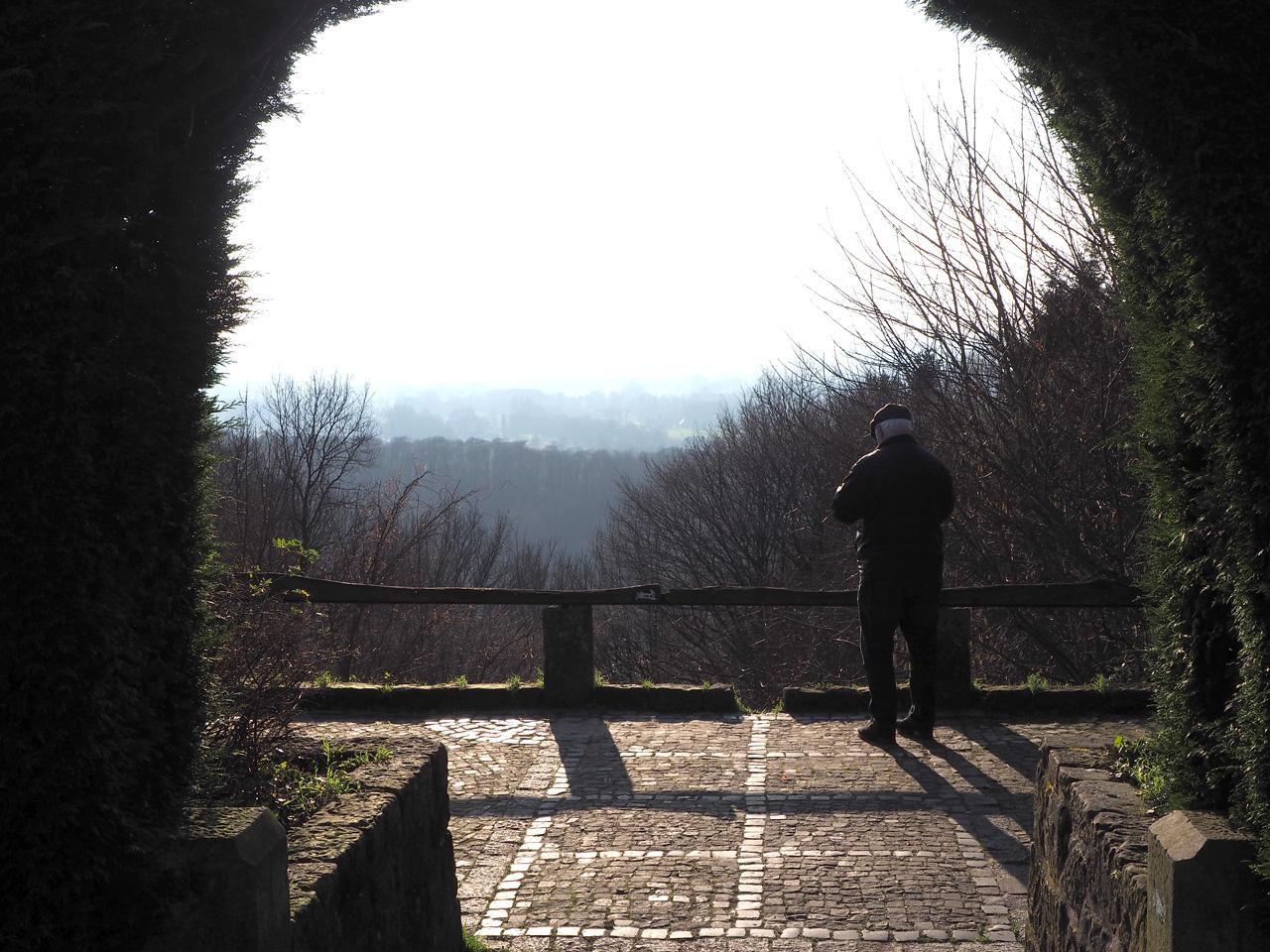 Burchtpoort en Munsterland Blick