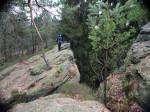 prachtige rotsformaties en uitzichtpunten