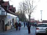 het centrum van Tecklenburg