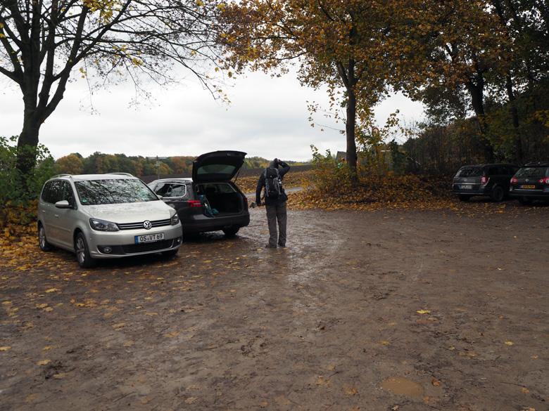 parkeerplaats Nasses Dreieck