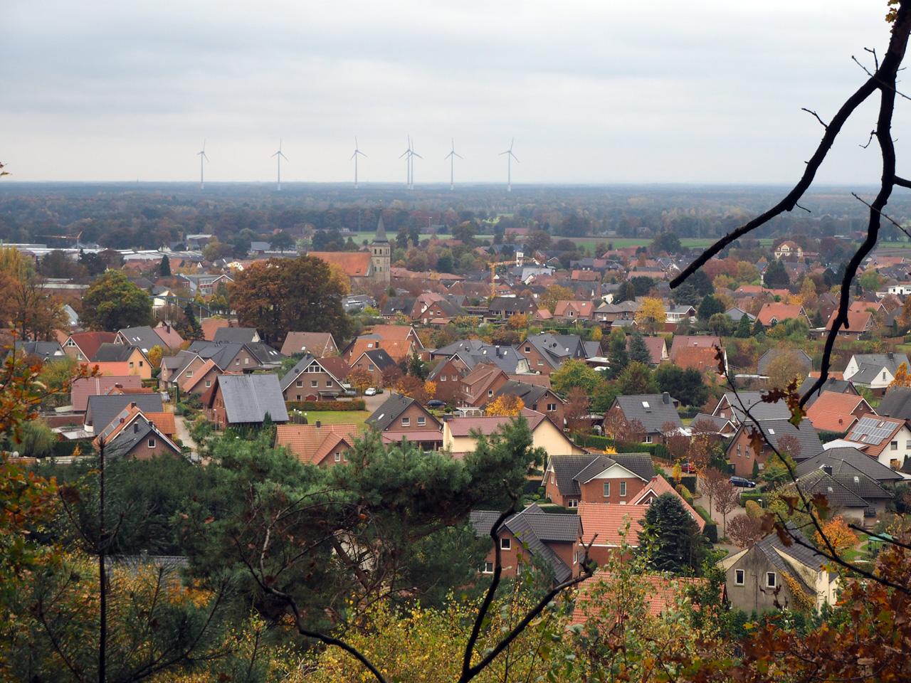 uitzichtpunt 2 Riesenbeck